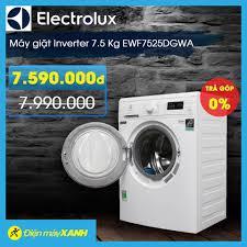 💧Máy giặt Electrolux Inverter 7.5 Kg... - Điện máy XANH (dienmayxanh.com)