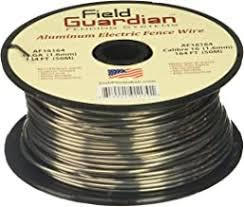 Amazon Com Aluminum Electric Fence Wire