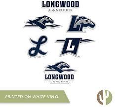 Amazon Com Longwood University Lancers Ncaa Sticker Vinyl Decal Laptop Water Bottle Car Scrapbook Type 2 Sheet Arts Crafts Sewing