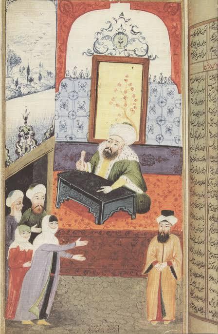 """Resultado de imagem para ottoman kadi"""""""