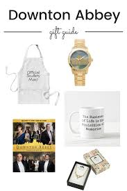 perfect gifts for downton abbey fans