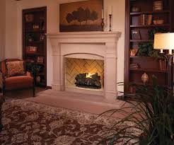 100 candle fireplace inserts