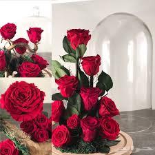 فازات ورد طبيعي اشكال مختلفة من فازات الورد الكلاسيك والمودرن