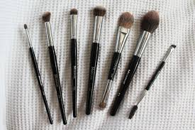 morphe makeup brushes my collection