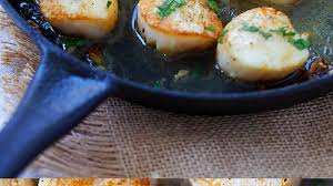 10 Best Low Calorie Scallops Recipes