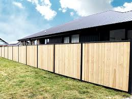 Metal Fencing Systems In Steel And Aluminium New Zealand
