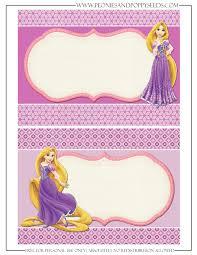 Invitacion Rapunzel Invitaciones De Rapunzel Imprimibles Rapunzel Cumpleanos De Enredados