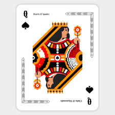 Playing Cards Stickers Teepublic