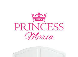 Crown Princess Maria Large Wall Sticker Buy Online In Cambodia At Desertcart