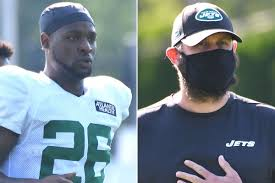 Jets, Adam Gase need to get on same page with Le'Veon Bell - Report Door