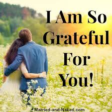 i m so grateful for you marriage quote