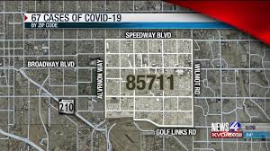 COVID-19 cases spike in midtown Tucson ...
