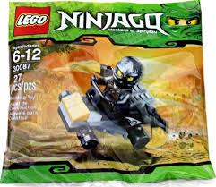 LEGO Ninjago Cole ZXs Car Mini Set 30087 Bagged - ToyWiz