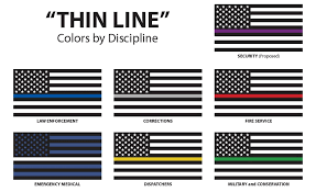 a call for the thin purple line 2018