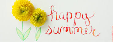 Happy Summer! | Mary Ella Carter, MD FACS