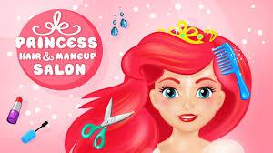 princess hair makeup salon