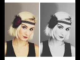 flapper makeup tutorial beauty