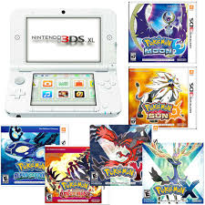 Nintendo 3DS Xl Handheld Console with Free USB Charging Cable + ...