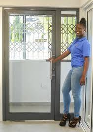 aluminum doors windows superlock