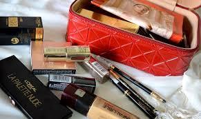 loreal paris makeup unboxing festive