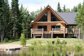 location chalet quebec au bord du lac