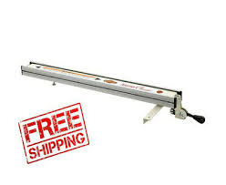 Saws Professional Table Saw Fence