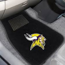 Official Minnesota Vikings Car Accessories Vikings Decals Minnesota Vikings Car Seat Covers Nflshop Com