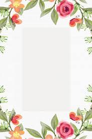 وردي صغير مرسومة باليد طبقات Psd زهرة صيف وردي صورة الخلفية