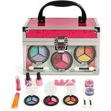 makeup set with two tiered long lasting