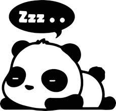 Amazon Com Cute Panda Bear Sleeping Jdm Vinyl Graphic Car Truck Windows Decor Decal Sticker Die Cut Vinyl Decal For Windows Cars Trucks Tool Boxes Laptops Macbook Virtually Any Hard Smooth