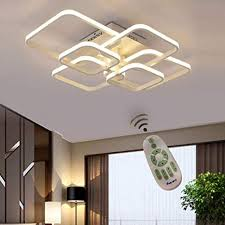 led fixture flush mount ceiling lights