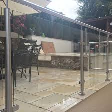 exterior flooring mounted stainless