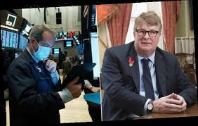 Crispin Odey makes £115million from this month's stock market crash -  Pre Coin News