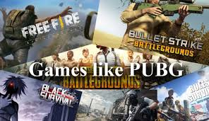alternatives to pubg for pc xbox
