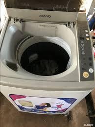 Bảo Lộc - Đã Bán Thanh Lý Máy Giặt Sanyo 9kg