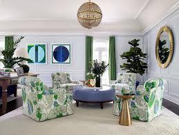 foyer christopher farr wallpaper design