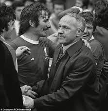 Shankly said Liverpool icon Tommy Smith wasn't born, but quarried ...