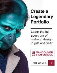 vancouver film make up artist