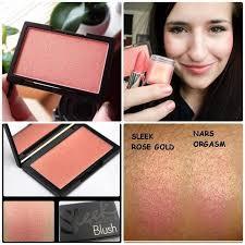 sleek makeup rose gold saubhaya makeup