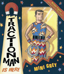 Traction Man Is Here: Amazon.co.uk: Grey, Mini: Books