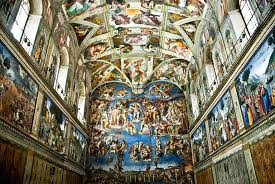 learn 7 facts about the sistine chapel
