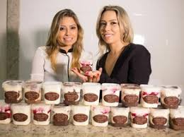 Irmãs investem R$ 300 em 'bolos de pote' e viram empresárias em MG ...