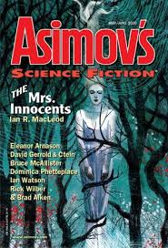 Get your digital copy of Asimov's Science Fiction issue