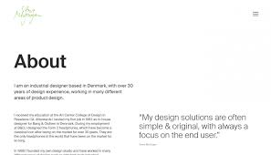 essential tips to making your portfolio website stand out