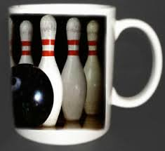 ten pin bowling mug great design