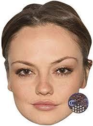 Emily Meade (Make Up) Masques de celebrites: Amazon.fr: Jeux et Jouets