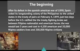 Philippine-American War by Myles scott