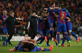 Fc Barcelona 6 Psg 1