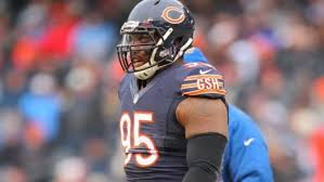Bears' Ego Ferguson suspended four games for PED violation | Fox News