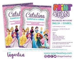Invitations For Kids Invitaciones Para Fiestas Cumpleanos Print Fun